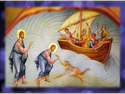 Îndrăzniţi, Eu sunt! Nu vă temeţi!…Duminica a 9-a după Rusalii