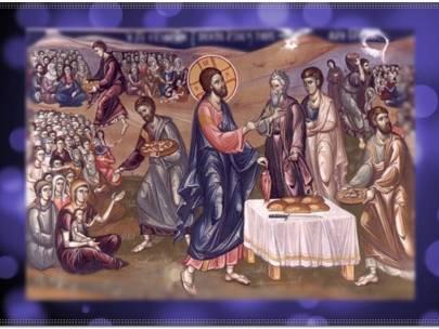 Predică la înmulţirea pâinilor şi a peştilor - Sfântul Nicolae Velimirovici