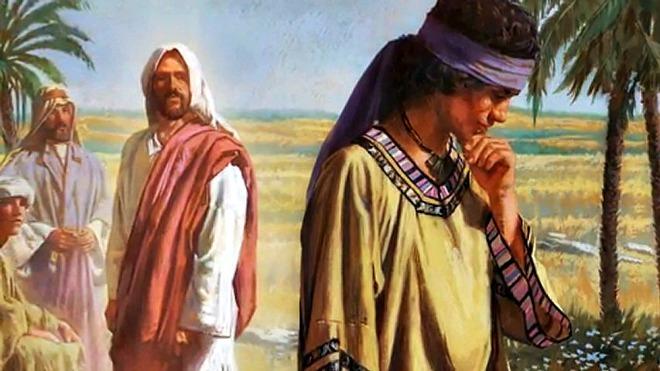 Chemarea lui Hristos - să-I aparţinem în totalitate