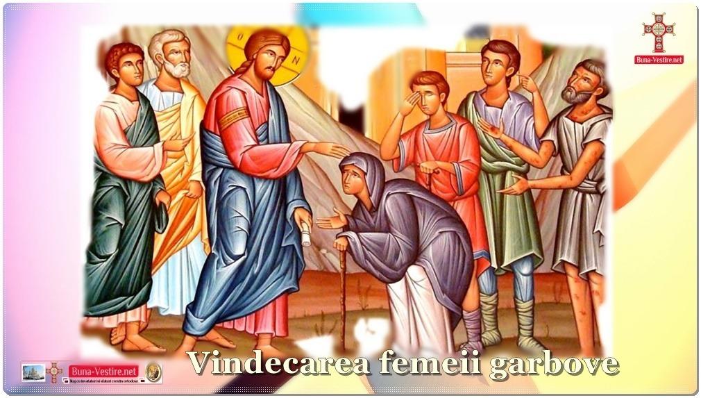 Vindecarea femeii gârbove (Predica la duminica a 27-a după Rusalii)