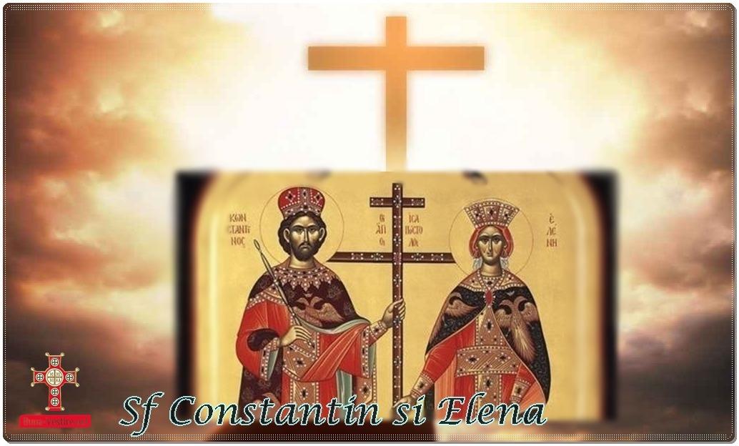 Sfintii Constantin si Elena & Campania electorala