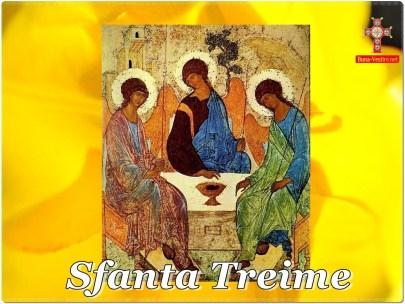 Predică în lunea Prea Sfintei Treimi
