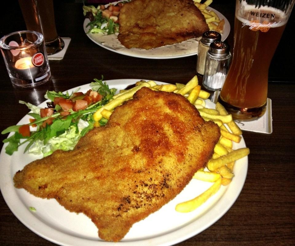 Schnitzeltag Goldfisch-Hannover