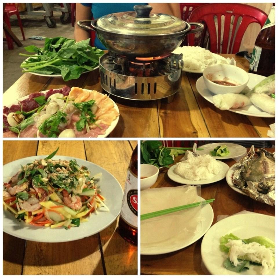 Sand Food Phu Quoc Bun Bo Nam Bo