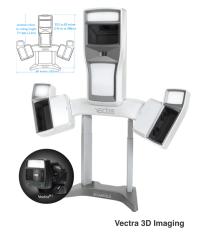 謝宇軒醫師 整形外科, VECTRA 3D 立體影像模擬系統