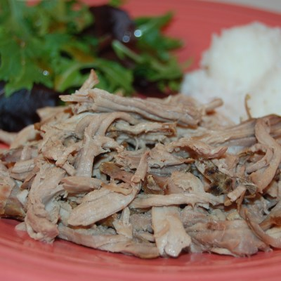 Kalua Pig, For Real and For Fake