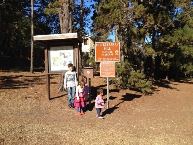 huckleberry hill nature preserve