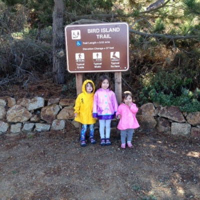 Bird Island Trail hike