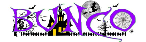 Haunted Halloween Bunco Set | www.BuncoPrintables.com