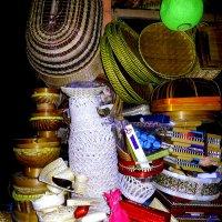 Lantai tiga Pasar Beringharjo