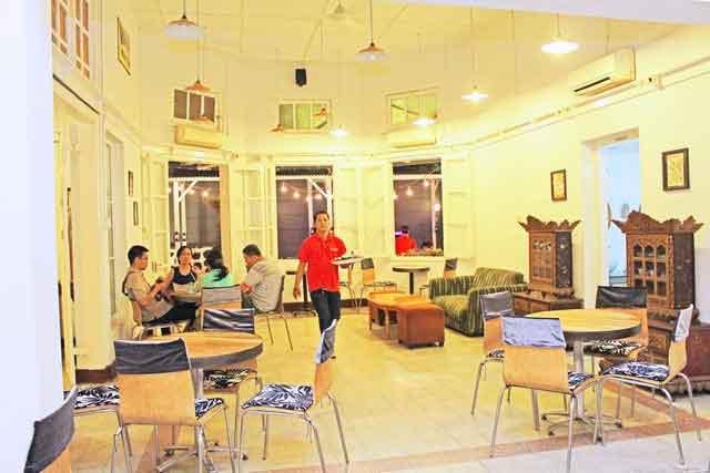 tempat makan di solo omah londo