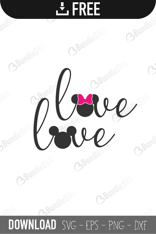 Download Love SVG Cut Files Free Download | BundleSVG.com