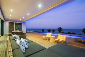 Salt Rock Jewel – Exceptional 5-Star Rated 5 Bedroom House on Beach