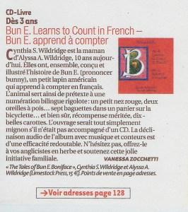 Critique_Paris-Zurban livre bilingue pour enfants