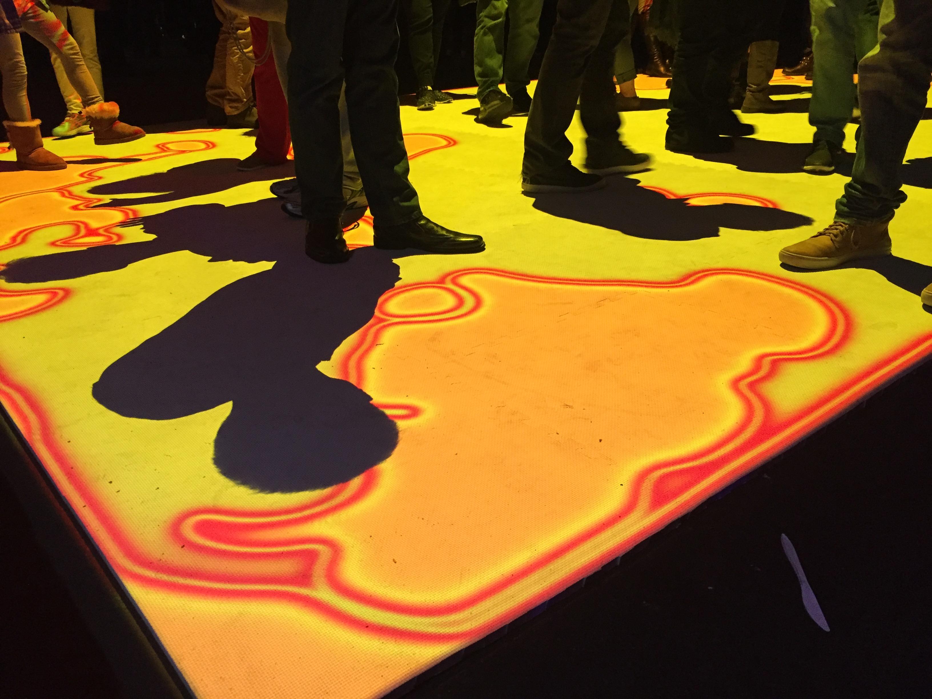 Illuminus\' Art Night Takes Over Fenway | Boston University News Service