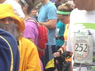 Cape Cod Marathon, Falmouth MA