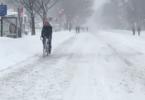 Blizzard in D.C.