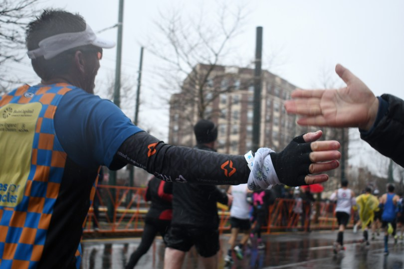 Boston Marathon - April 16, 2018