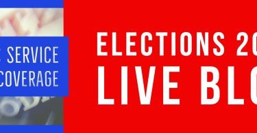 Live Blog: Elections 2018