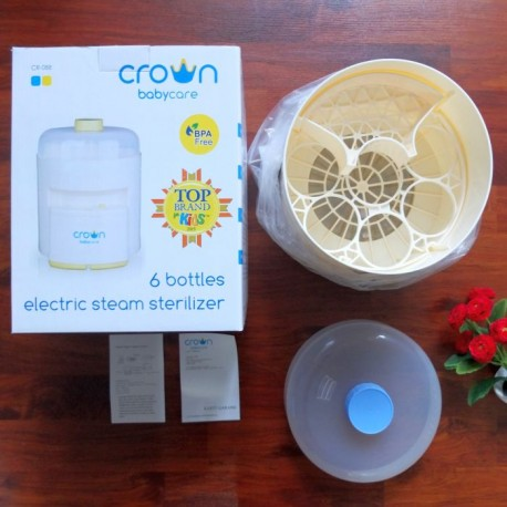 crown steril warmer cr 088