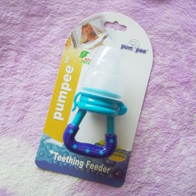 Pumpee Teething Feeder 1