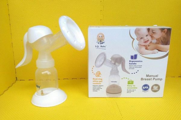 IQ Baby Manual Breast Pump