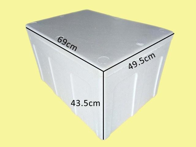 Jual Styrofoam Box Ikan Harga Grosir