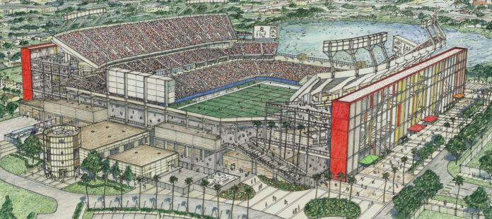 Citrus Bowl Rendering — Sketch