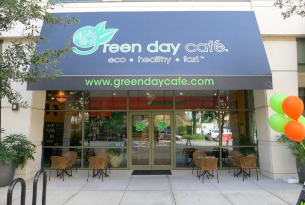 Green Day Cafe 1