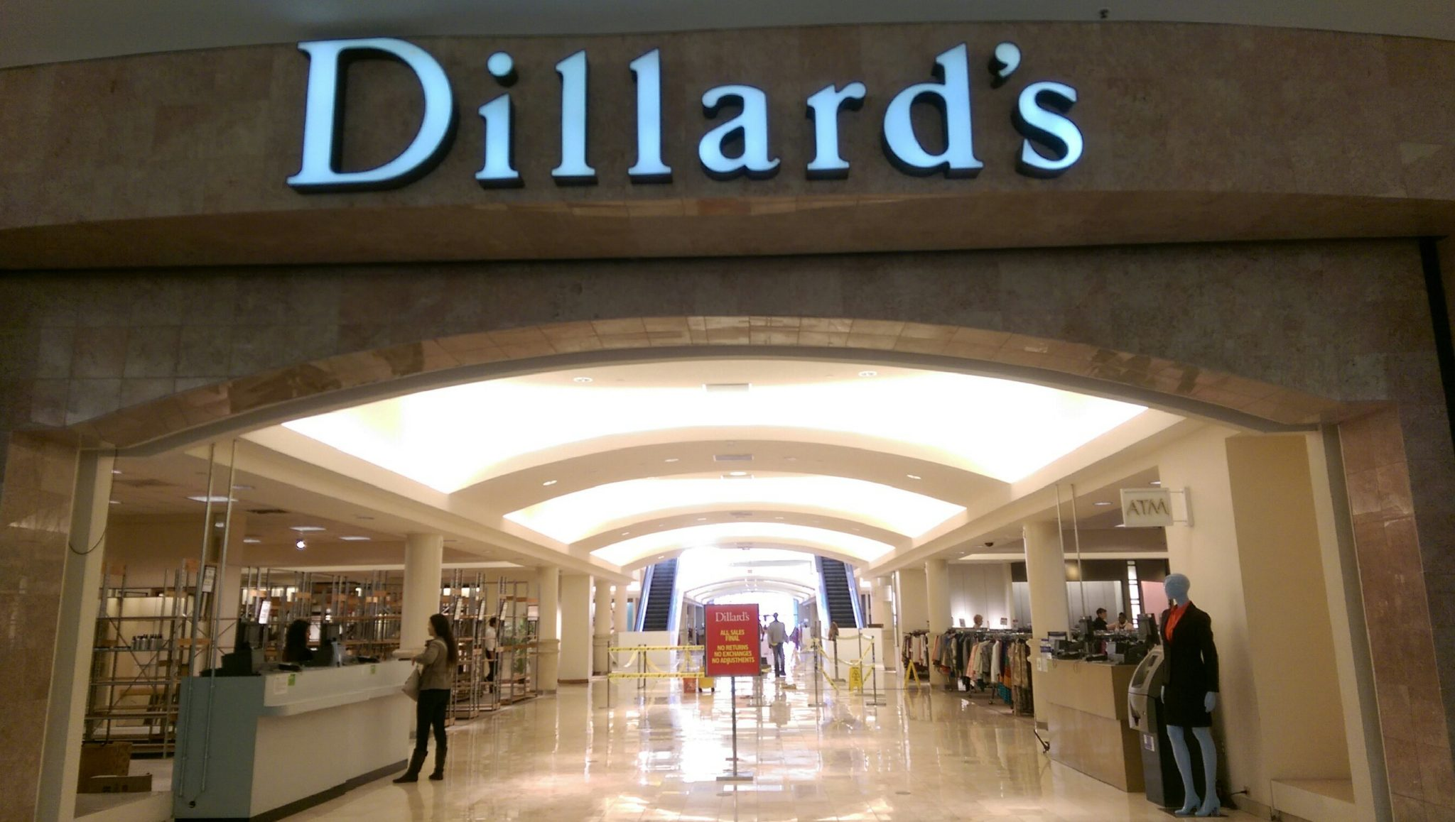Dillards Fashion Square