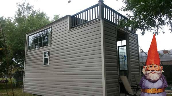tiny houses for sale. There Are Two Tiny Houses For Sale On Craigslist In The Orlando Area.
