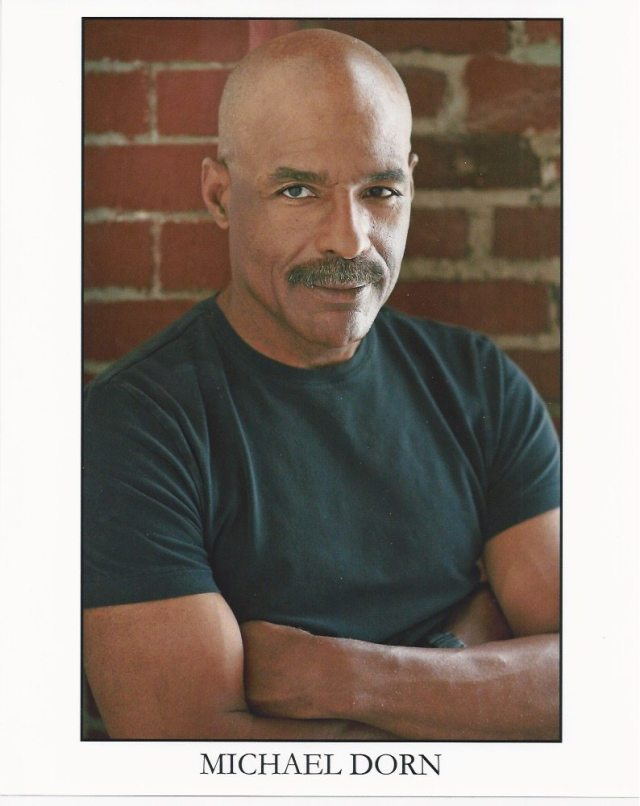HEADSHOT PROVIDED BY MICHAEL DORN