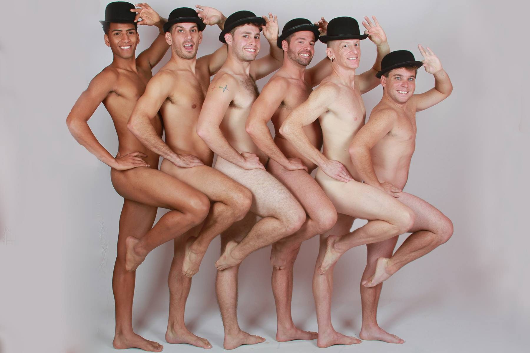 Naked Boys Singing 2016