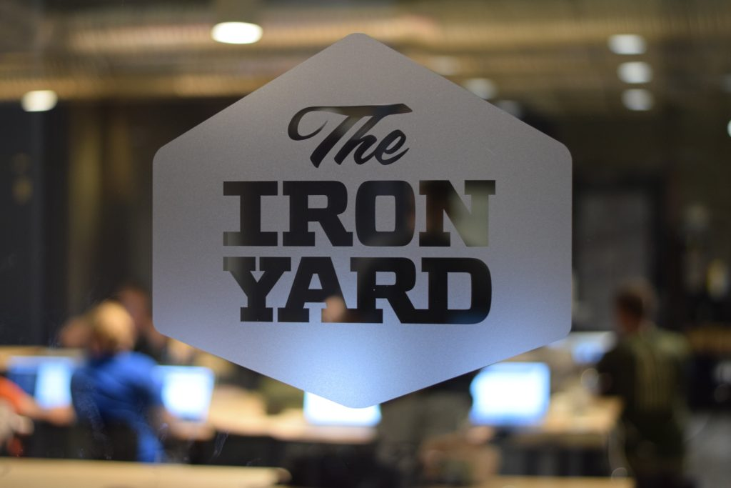 A message from The Iron Yard