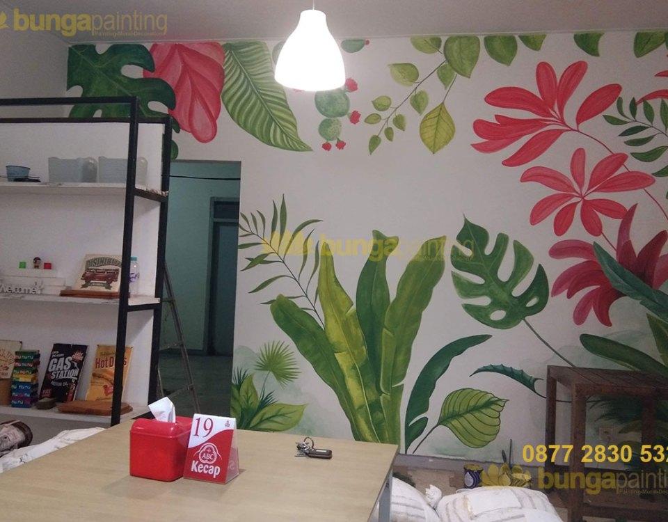 Lukis Dinding Resto Dan Cafe Jabodetabek