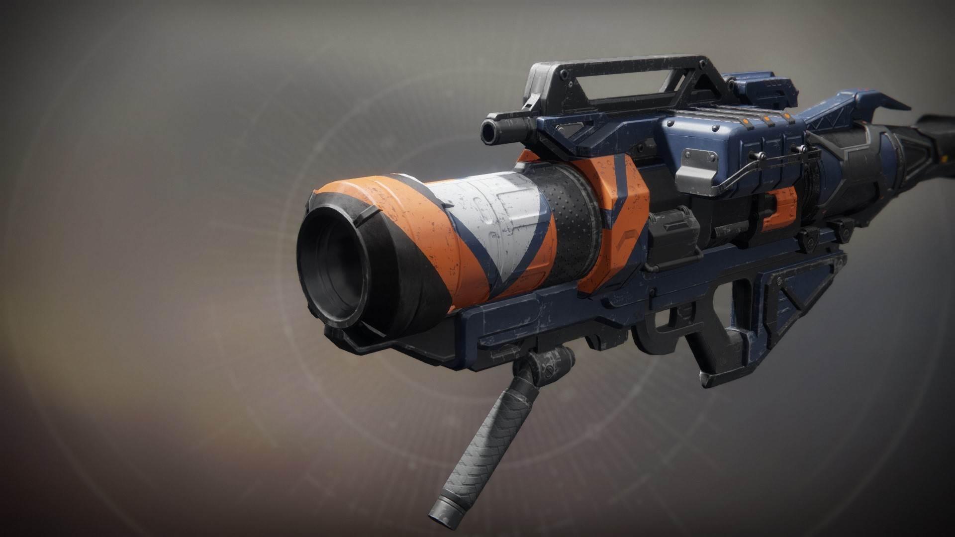 Curtain Call Destiny 2 Legendary Rocket Launcher Possible