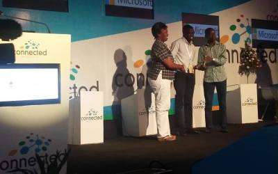 Bunifu awarded the best IT Services category at connected Kenya summit