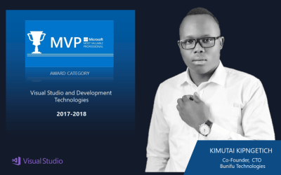 Bunifu CTO to attend Microsoft's MVP Global Summit – 2018