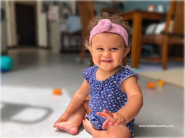 favorite products for august - Baby Bling Wafflebun headband