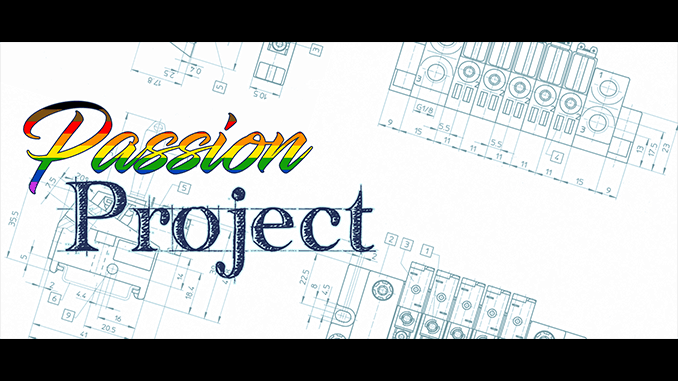 MCM Passion Project