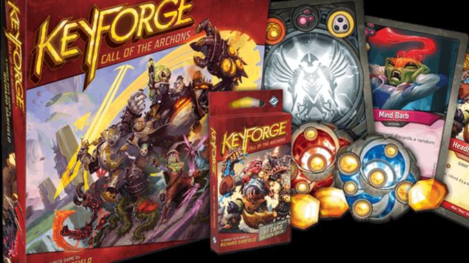 KeyForge Cover