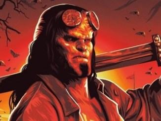Hellboy MCM Comic Con