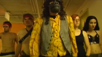 Trash or Treasure: Teenape Vs The Monster Nazi Apocalypse (2012)