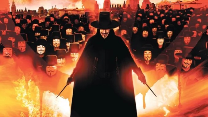 V for Vendetta 4K