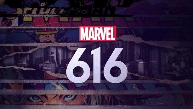 Marvel 616 Image