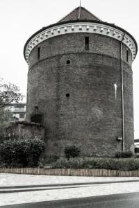 Bunker in Barmbek-Uhlenhorst