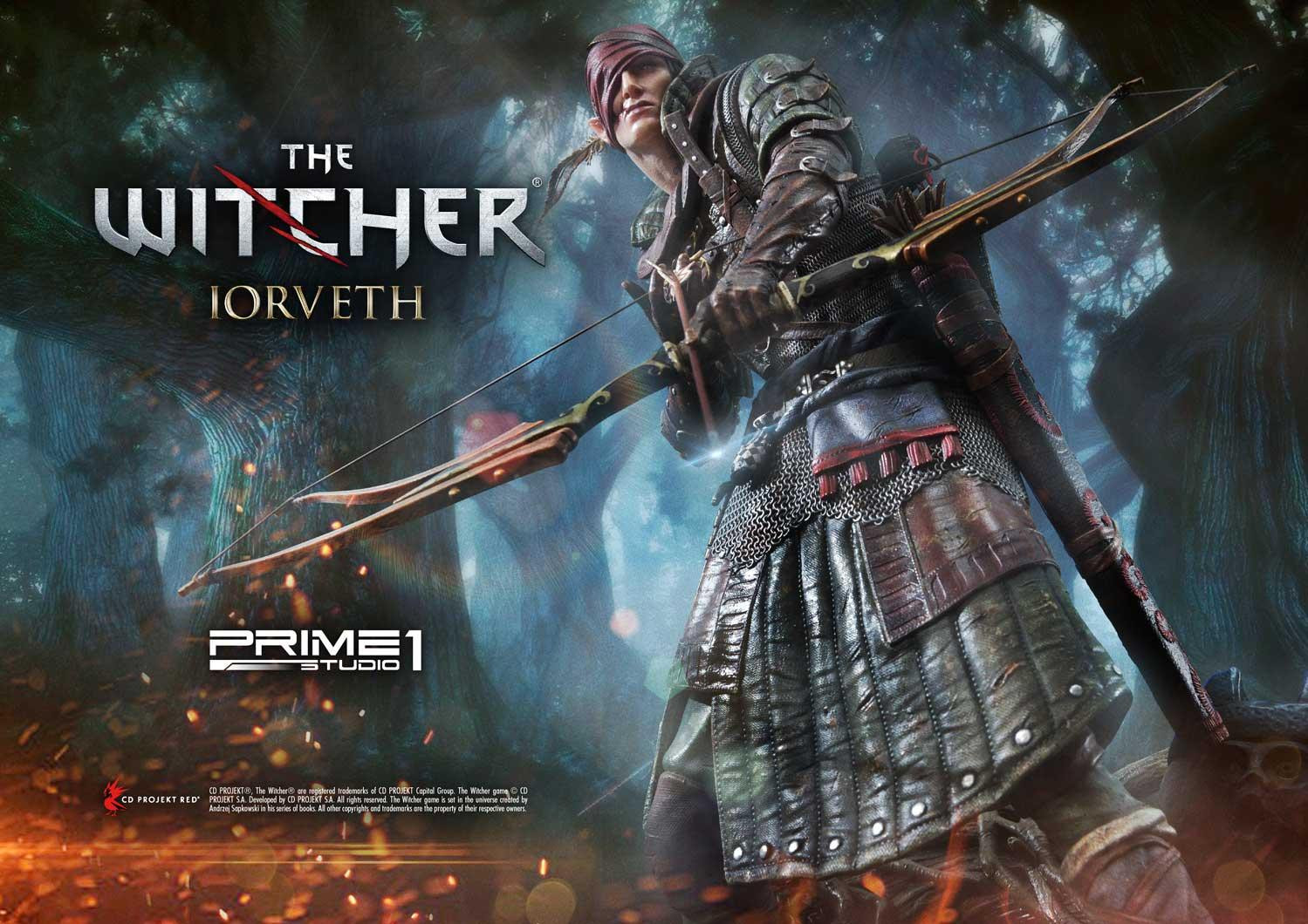 Iorveth The Witcher 2 Assassins Of Kings Iorveth By Prime1 Bunker158 Com