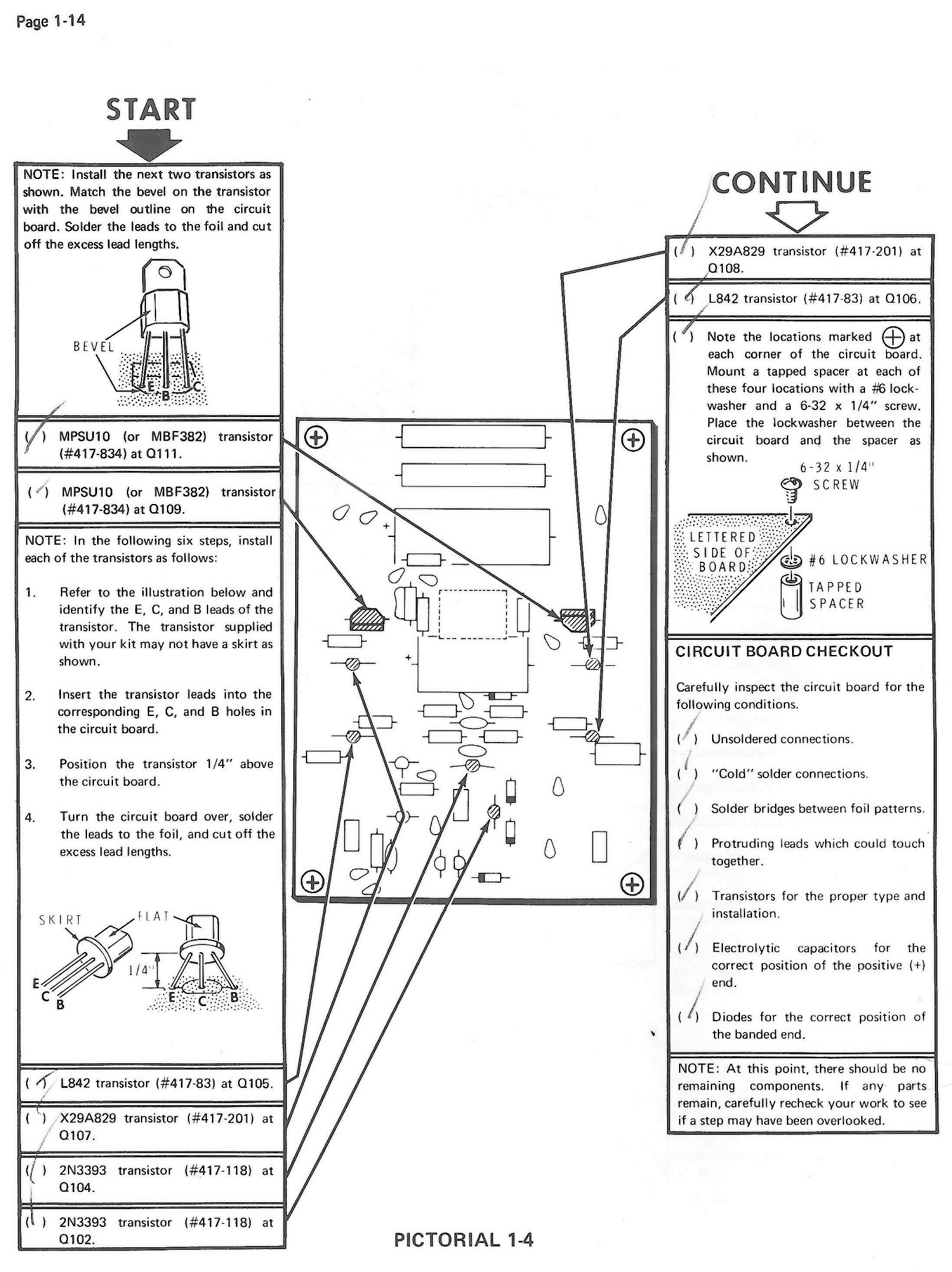 Heath Bell Amp Howell 5 Scope Model 100 203 31 1