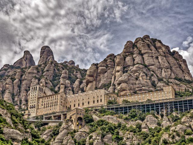 best day trips from barcelona montserrat monastery
