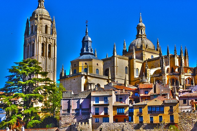 best-hostels-in-spain-segovia